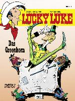 Cover-Bild zu Das Greenhorn. von Morris