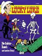 Cover-Bild zu Die Geister-Ranch und andere Storys von Guylouis, Claude (Text von)
