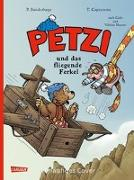 Cover-Bild zu Sanderhage, Per: Petzi - Der Comic 2: Petzi-Comic, Band 2