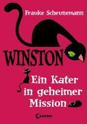Cover-Bild zu Winston (Band 1) - Ein Kater in geheimer Mission von Scheunemann, Frauke