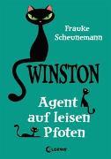 Cover-Bild zu Winston (Band 2) - Agent auf leisen Pfoten von Scheunemann, Frauke