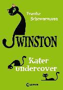 Cover-Bild zu Winston (Band 5) - Kater undercover (eBook) von Scheunemann, Frauke
