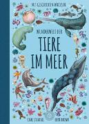Cover-Bild zu Wunderwelt der Tiere im Meer von Strathie, Chae