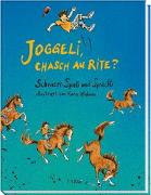 Cover-Bild zu Joggeli, chasch au rite? von Wilhelm, Eva-Maria (Hrsg.)