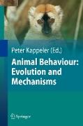 Cover-Bild zu Anthes, Nils: Animal Behaviour: Evolution and Mechanisms (eBook)