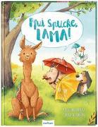 Cover-Bild zu Brause, Katalina: Pfui Spucke, Lama!