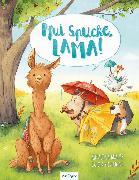 Cover-Bild zu Brause, Katalina: Pfui Spucke, Lama! (eBook)