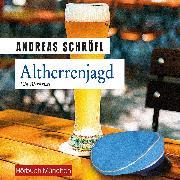 Cover-Bild zu Altherrenjagd (Audio Download) von Schröfl, Andreas