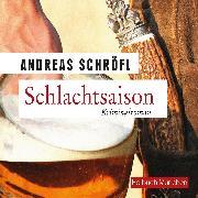 Cover-Bild zu Schlachtsaison (Audio Download) von Schröfl, Andreas