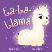 Cover-Bild zu Rose, Matilda: La-La-Llama (eBook)