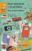 Cover-Bild zu Carbayo, Pilar Lozano: Siete reporteros y un periódico (eBook)