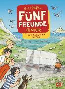 Cover-Bild zu Fünf Freunde JUNIOR - Den Räubern auf der Spur von Blyton, Enid