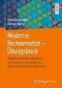 Cover-Bild zu Moderne Rechnernetze - Übungsbuch (eBook) von Luntovskyy, Andriy