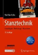 Cover-Bild zu Stanztechnik (eBook) von Kolbe, Matthias