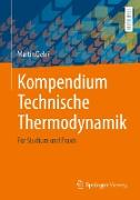Cover-Bild zu Kompendium Technische Thermodynamik (eBook) von Dehli, Martin