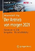 Cover-Bild zu Der Antrieb von morgen 2021 (eBook) von Liebl, Johannes (Hrsg.)