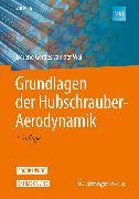 Cover-Bild zu Grundlagen der Hubschrauber-Aerodynamik (eBook) von Wall, Berend Gerdes van der
