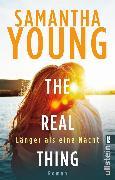 Cover-Bild zu The Real Thing (eBook) von Young, Samantha