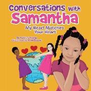 Cover-Bild zu Conversations with Samantha (eBook) von Young, Patricia