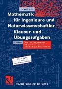 Cover-Bild zu Mathematik für Ingenieure und Naturwissenschaftler - Klausur- und Übungsaufgaben (eBook) von Papula, Lothar