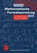 Cover-Bild zu Mathematische Formelsammlung (eBook) von Papula, Lothar