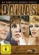 Cover-Bild zu Susan Howard (Schausp.): Dallas - Die komplette 6. Staffel (7 Discs)