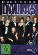 Cover-Bild zu Steve Kanaly (Schausp.): Dallas - Die komplette 11. Staffel (3 Discs)