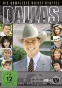 Cover-Bild zu Susan Howard (Schausp.): Dallas - Die komplette 7. Staffel (8 Discs)