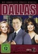 Cover-Bild zu Larry Hagman (Schausp.): Dallas - Die komplette 5. Staffel (7 Discs)