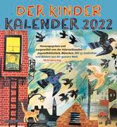 Cover-Bild zu Internationale Jugendbibliothek München (Hrsg.): Der Kinder Kalender 2022