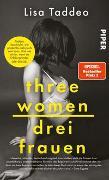Cover-Bild zu Taddeo, Lisa: Three Women - Drei Frauen