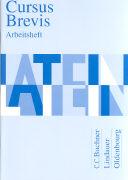 Cover-Bild zu Cursus Brevis. Arbeitsheft von Belde, Dieter