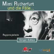 Cover-Bild zu Mimi Rutherfurt, Folge 3: Puppenspielerin (Audio Download) von Crown, Ellen B.