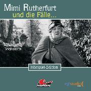 Cover-Bild zu Mimi Rutherfurt, Folge 4: Todesliste (Audio Download) von Crown, Ellen B.