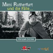Cover-Bild zu Mimi Rutherfurt, Folge 5: Buckingham Palace (Audio Download) von Crown, Ellen B.