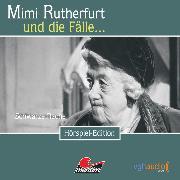 Cover-Bild zu Mimi Rutherfurt, Folge 9: Schwarze Rache (Audio Download) von Butcher, Maureen