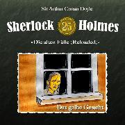 Cover-Bild zu Sherlock Holmes, Die alten Fälle (Reloaded), Fall 25: Das gelbe Gesicht (Audio Download) von Doyle, Arthur Conan