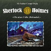 Cover-Bild zu Sherlock Holmes, Die alten Fälle (Reloaded), Fall 44: Die Bruce-Partington-Pläne (Audio Download) von Doyle, Arthur Conan