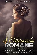 Cover-Bild zu 4 Historische Romane (eBook) von Barkawitz, Martin