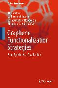 Cover-Bild zu Jawaid, Mohammad (Hrsg.): Graphene Functionalization Strategies (eBook)