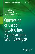 Cover-Bild zu Lichtfouse, Eric (Hrsg.): Conversion of Carbon Dioxide into Hydrocarbons Vol. 1 Catalysis (eBook)