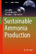 Cover-Bild zu Asiri, Abdullah M. (Hrsg.): Sustainable Ammonia Production (eBook)