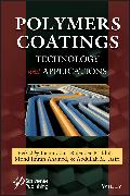 Cover-Bild zu Inamuddin (Hrsg.): Polymers Coatings (eBook)
