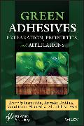 Cover-Bild zu Asiri, Abdullah M. (Hrsg.): Green Adhesives (eBook)