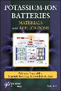 Cover-Bild zu Asiri, Abdullah M. (Hrsg.): Potassium-ion Batteries (eBook)