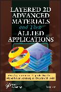 Cover-Bild zu Inamuddin (Hrsg.): Layered 2D Materials and Their Allied Applications (eBook)