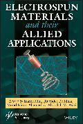 Cover-Bild zu Asiri, Abdullah M. (Hrsg.): Electrospun Materials and Their Allied Applications (eBook)