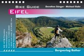 Cover-Bild zu Sänger, Dorothee: Bike Guide Eifel