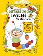 Cover-Bild zu Lerngeschichten mit Wilma Wochenwurm - Das wurmstarke Sommerbuch von Bohne, Susanne