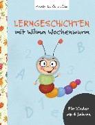 Cover-Bild zu Lerngeschichten von Bohne, Susanne